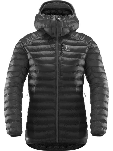 Haglöfs Essens Mimic Jacket Women grey